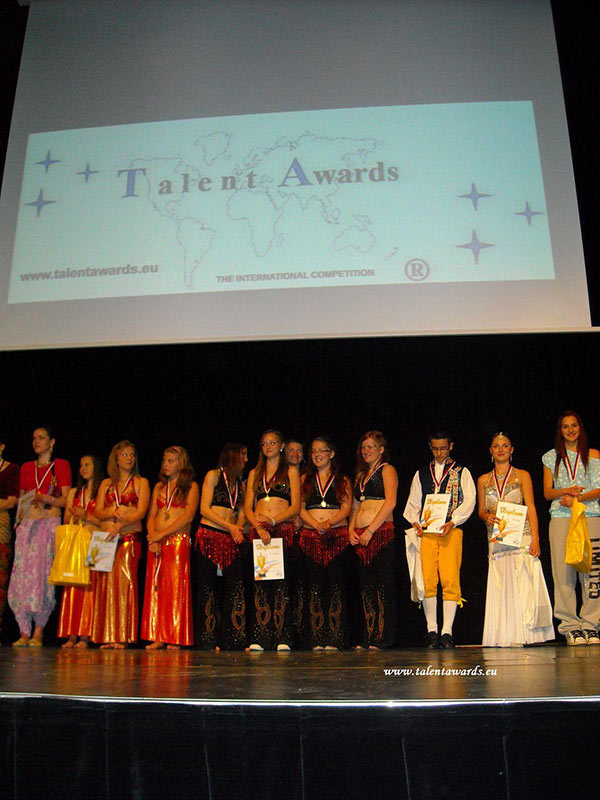 Talent Awards