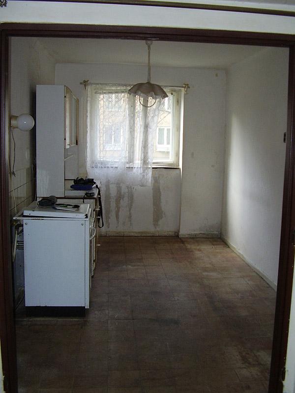 kuchyň stará