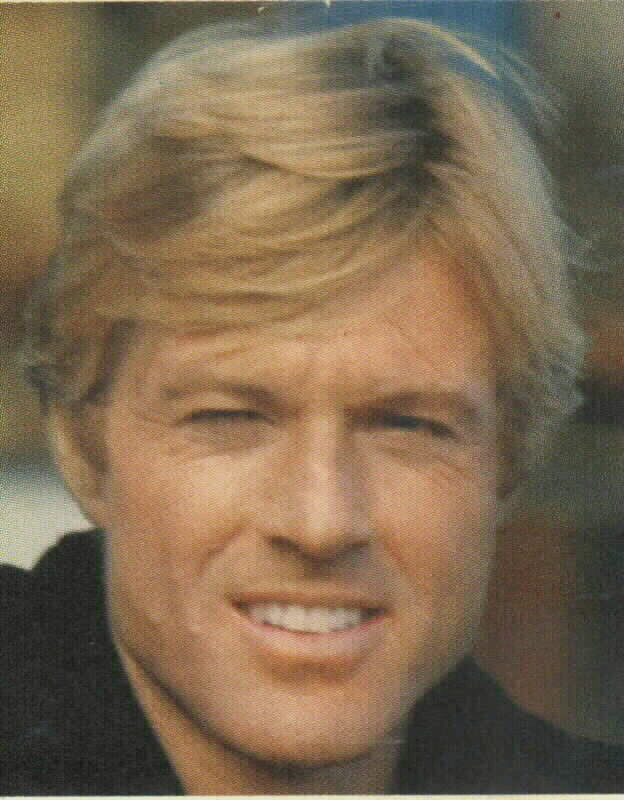 Robert Redford - Wallpaper Actress